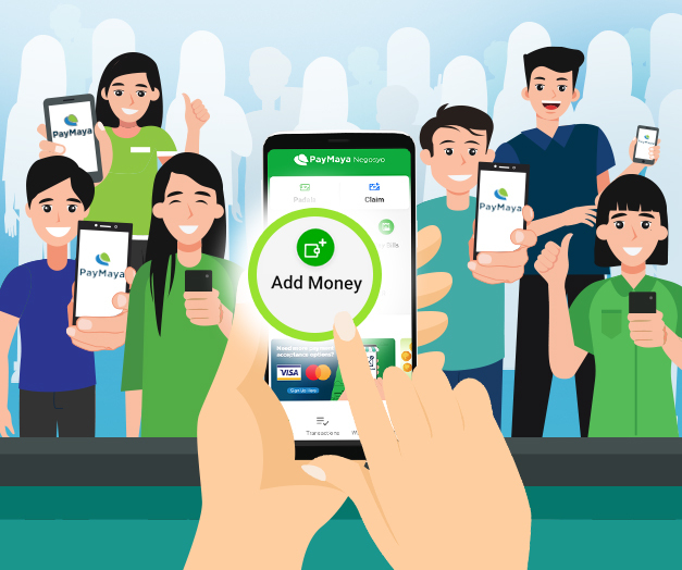 Add money 2nd fold image