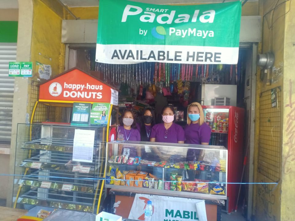 Smart Padala Stories - agents deliver critical financial services